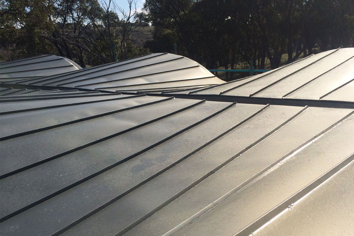 Lauriston Residence Architectural Roofing Amp Wall Cladding